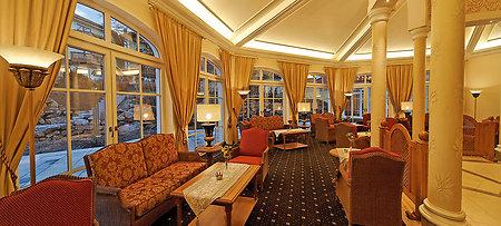 Erholung im First Class Hotel