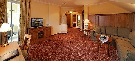 Schlössl-Suite im 5 Sterne Hotel Jagdhof